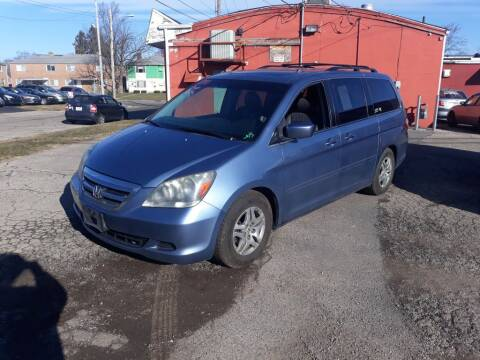 2006 Honda Odyssey for sale at Flag Motors in Columbus OH