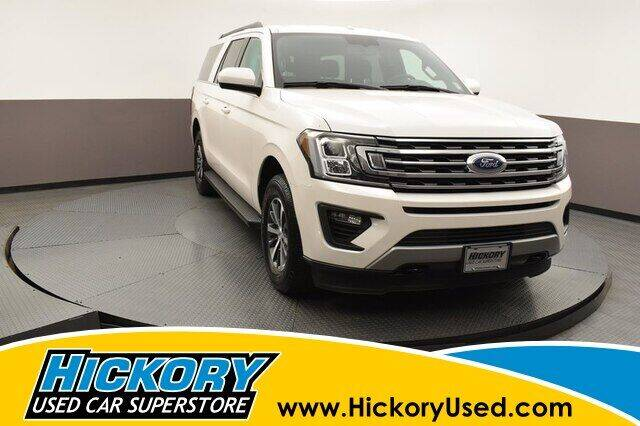 2019 Ford Expedition MAX for sale at Hickory Used Car Superstore in Hickory NC
