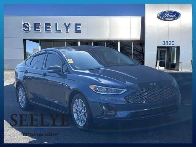 2019 Ford Fusion Energi for sale in Kalamazoo, MI