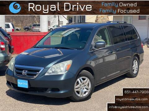 2005 Honda Odyssey for sale at Royal Drive in Newport MN