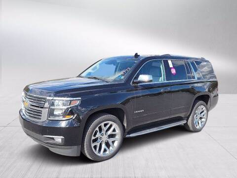 2020 Chevrolet Tahoe for sale at Fitzgerald Cadillac & Chevrolet in Frederick MD