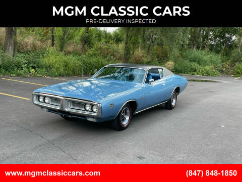 1971 Dodge Charger for sale at MGM CLASSIC CARS-New Arrivals in Addison IL
