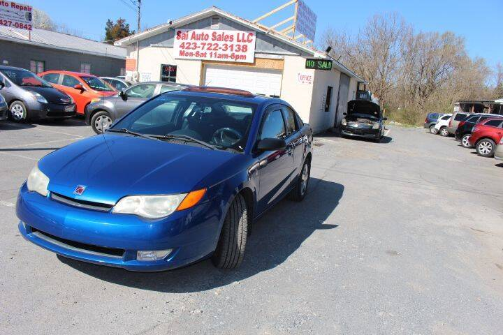 2006 Saturn Ion for sale at SAI Auto Sales - Used Cars in Johnson City TN