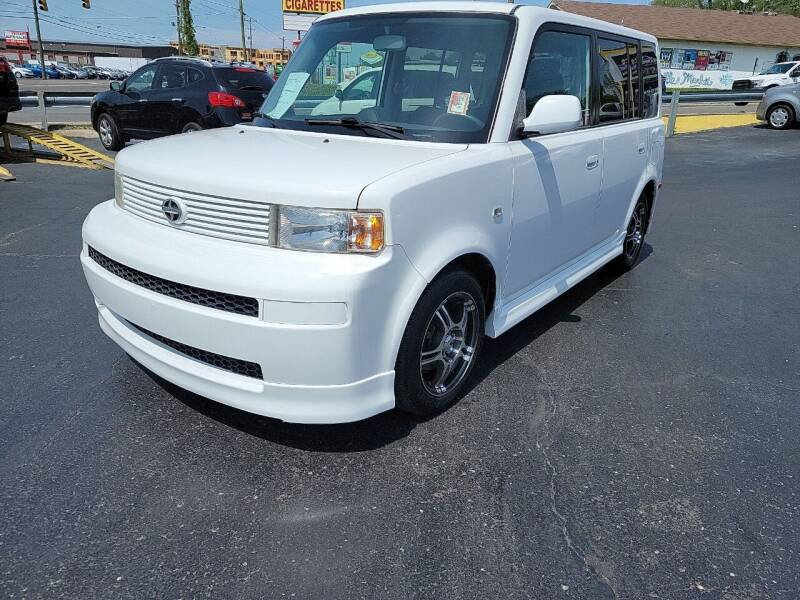 2006 Scion xB for sale at Rucker's Auto Sales Inc. in Nashville TN