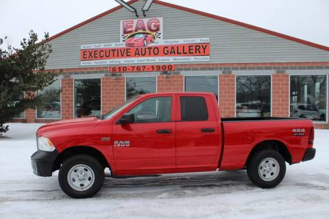 2017 RAM Ram Pickup 1500 for sale at EXECUTIVE AUTO GALLERY INC in Walnutport PA