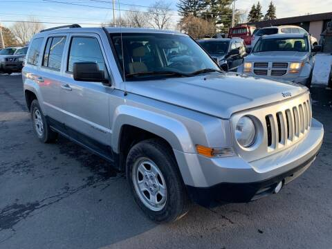 2012 Jeep Patriot for sale at GMG AUTO SALES in Scranton PA