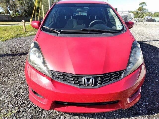 2012 Honda Fit for sale at Car Spot Of Central Florida in Melbourne FL