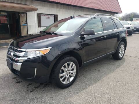 2014 Ford Edge for sale at Salem Auto Sales in Salem VA