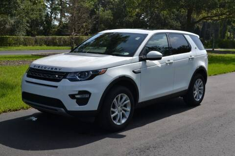 2016 Land Rover Discovery Sport for sale at GulfCoast Motorsports in Osprey FL