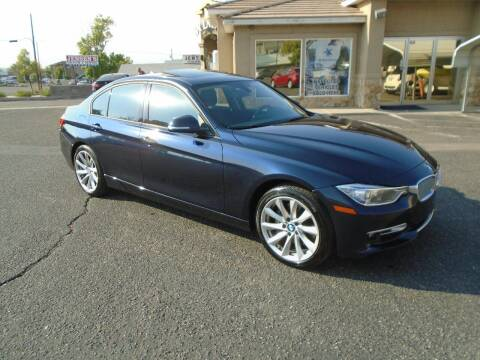 2013 BMW 3 Series for sale at Team D Auto Sales in St George UT