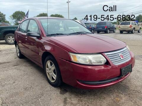 2006 Saturn Ion for sale at KRIS RADIO QUALITY KARS INC in Mansfield OH