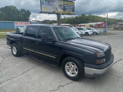 2005 Chevrolet Silverado 1500 for sale at Greenbrier Auto Sales in Greenbrier AR