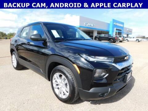 2021 Chevrolet TrailBlazer for sale at Stanley Chrysler Dodge Jeep Ram Gatesville in Gatesville TX