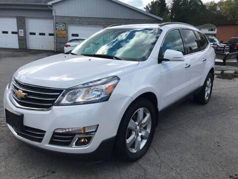2016 Chevrolet Traverse for sale at Bravo Auto Sales in Whitesboro NY