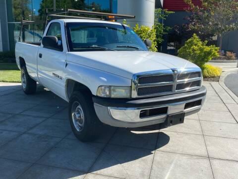 2002 Dodge Ram Pickup 2500 for sale at Top Motors in San Jose CA