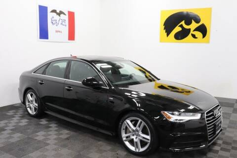 2017 Audi A6 for sale at Carousel Auto Group in Iowa City IA