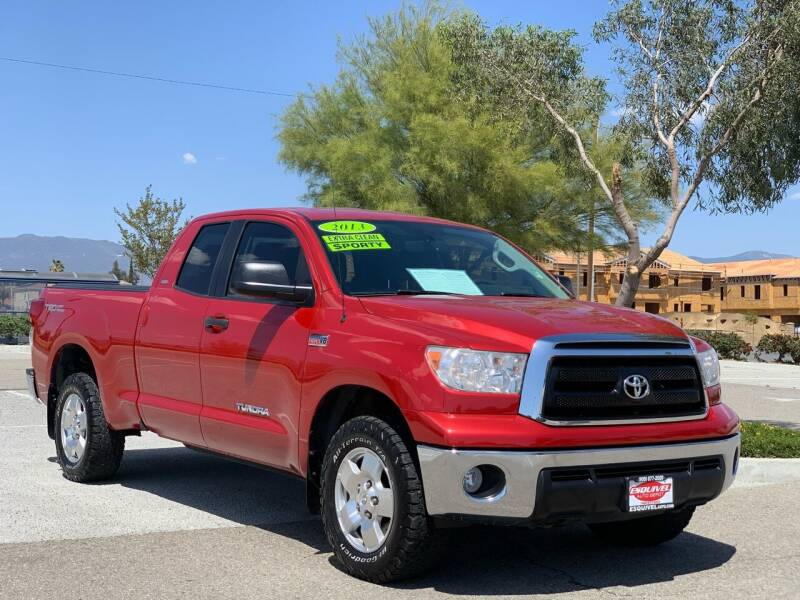 2013 Toyota Tundra for sale at Esquivel Auto Depot in Rialto CA