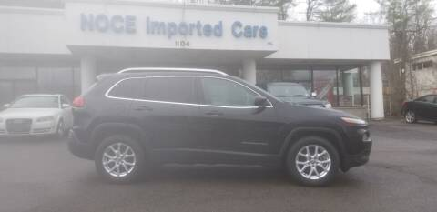 2018 Jeep Cherokee for sale at Carlo Noce Imported Cars INC in Vestal NY