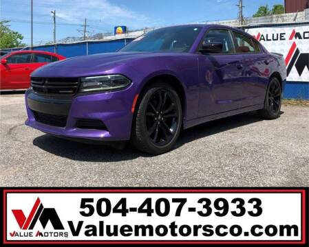 2018 Dodge Charger for sale at Value Motors Company in Marrero LA