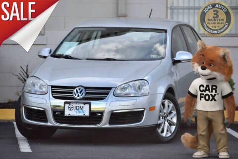 2010 Volkswagen Jetta for sale at JDM Auto in Fredericksburg VA