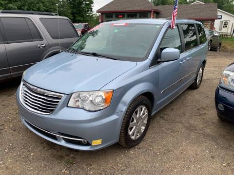 2013 Chrysler Town and Country for sale at Winner's Circle Auto Sales in Tilton NH