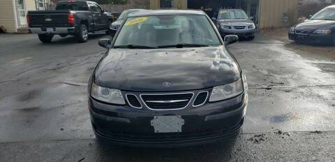 2006 Saab 9-3 for sale at Ashland Auto Sales in Ashland MA