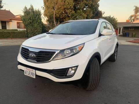 2013 Kia Sportage for sale at Hunter's Auto Inc in North Hollywood CA