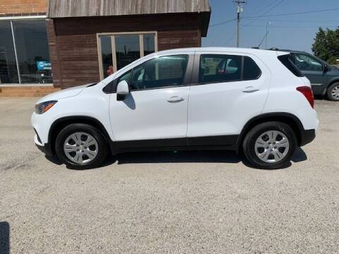2018 Chevrolet Trax for sale at J & S Auto in Downs KS