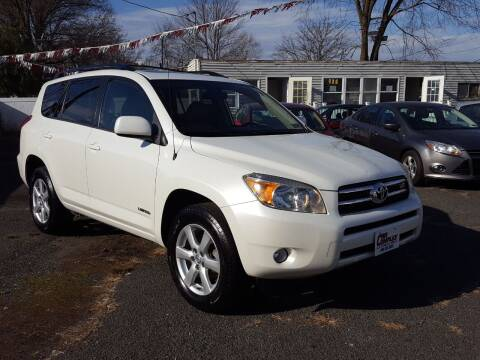 2007 Toyota RAV4 for sale at Car Complex in Linden NJ
