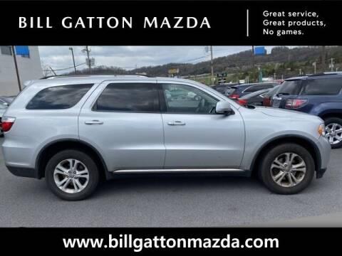 2012 Dodge Durango for sale at Bill Gatton Used Cars - BILL GATTON ACURA MAZDA in Johnson City TN