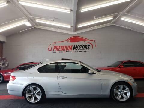 2007 BMW 3 Series for sale at Premium Motors in Villa Park IL