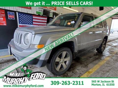 2016 Jeep Patriot for sale at Mike Murphy Ford in Morton IL