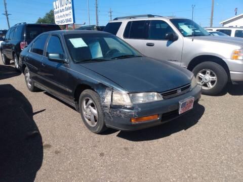 1997 Honda Accord for sale at L & J Motors in Mandan ND