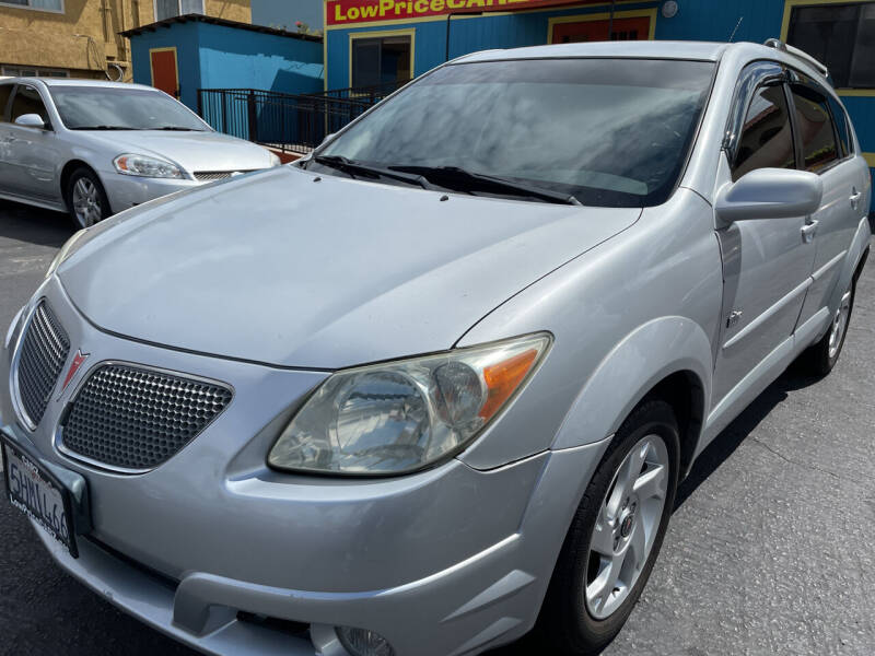 2005 Pontiac Vibe for sale at CARZ in San Diego CA