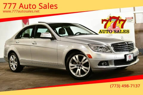 2009 Mercedes-Benz C-Class for sale at 777 Auto Sales in Bedford Park IL