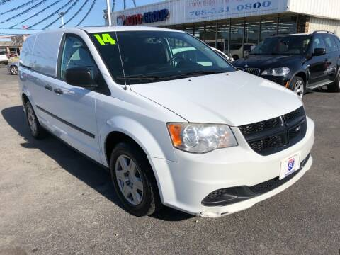 2014 RAM C/V for sale at I-80 Auto Sales in Hazel Crest IL