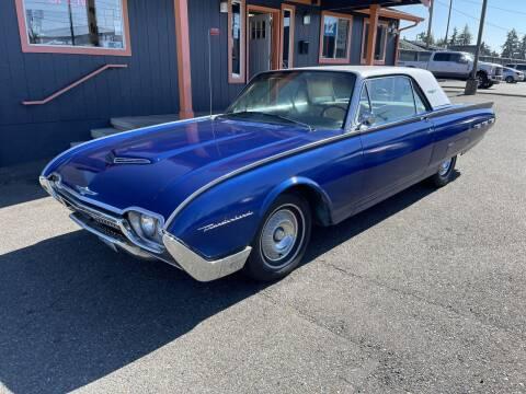 1962 Ford Thunderbird for sale at Sabeti Motors in Tacoma WA