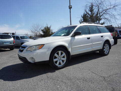 2008 Subaru Outback for sale at CHAPARRAL USED CARS in Piney Flats TN