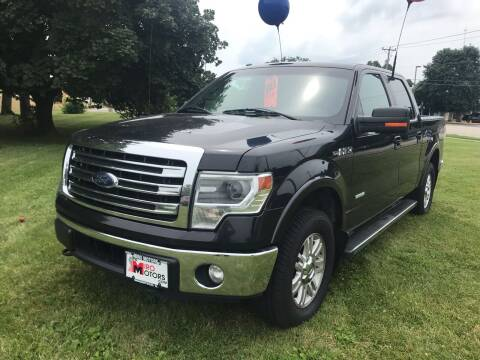 2014 Ford F-150 for sale at Miro Motors INC in Woodstock IL