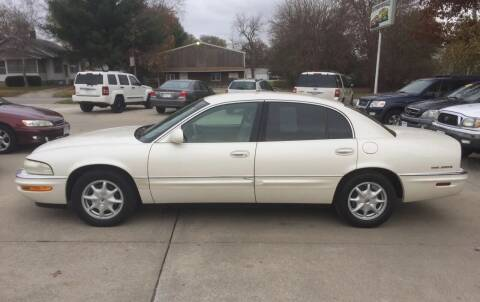 2003 Buick Park Avenue for sale at 6th Street Auto Sales in Marshalltown IA