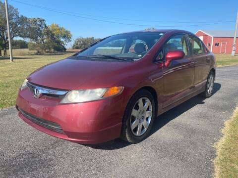 2008 Honda Civic for sale at Champion Motorcars in Springdale AR