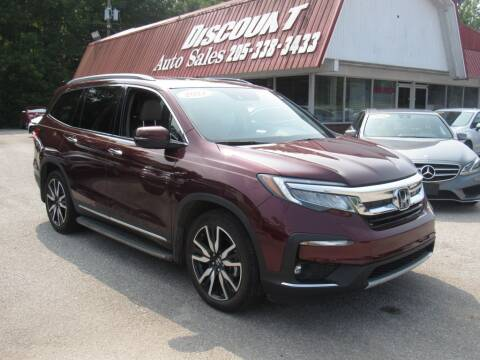 2021 Honda Pilot for sale at Discount Auto Sales in Pell City AL