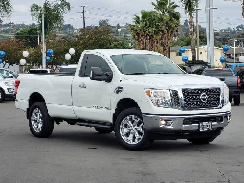2017 Nissan Titan XD for sale in El Cajon, CA