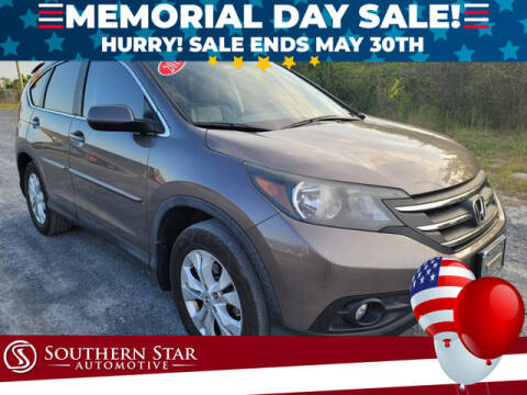 2013 Honda CR-V for sale at Southern Star Automotive, Inc. in Duluth GA