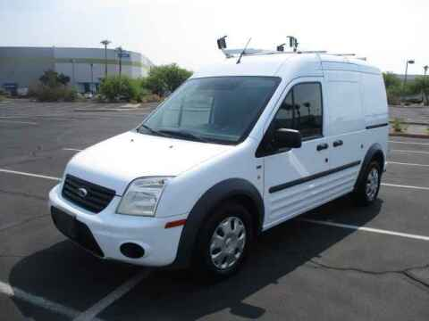 2012 Ford Transit Connect for sale at Corporate Auto Wholesale in Phoenix AZ