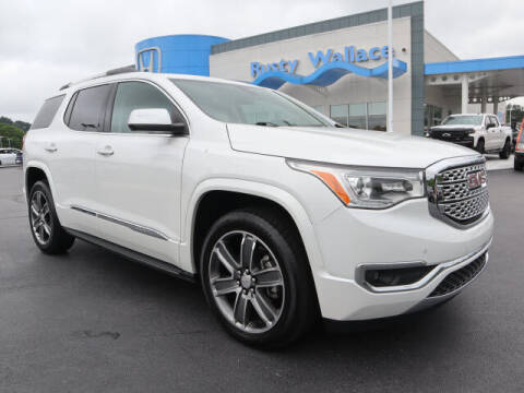 2017 GMC Acadia for sale at RUSTY WALLACE HONDA in Knoxville TN
