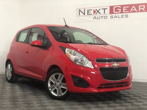 2013 Chevrolet Spark for sale at Next Gear Auto Sales in Westfield IN