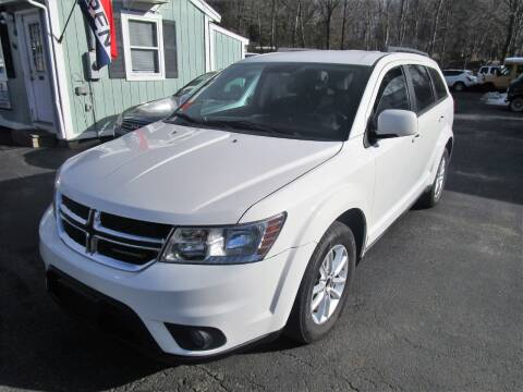2014 Dodge Journey for sale at Route 12 Auto Sales in Leominster MA