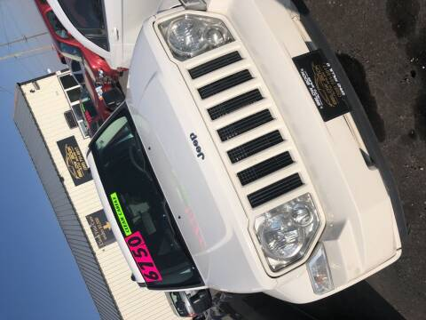 2010 Jeep Liberty for sale at BELOW BOOK AUTO SALES in Idaho Falls ID