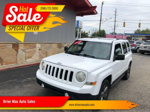 2014 Jeep Patriot for sale at Drive Max Auto Sales in Warren MI